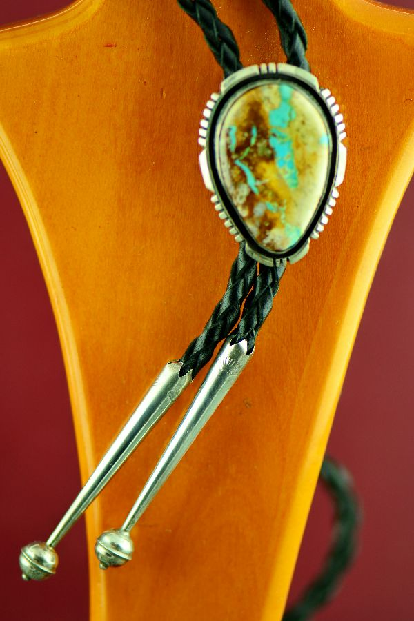 Jewelry bolo ties for Royston ribbon turquoise jewelry
