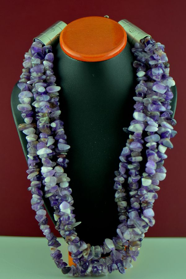 Arizona Amethyst Necklace
