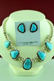 Native American Turquoise Necklaces Jewelry