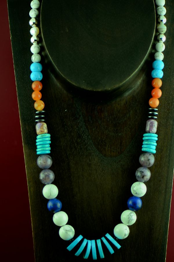 Alex Begay Navajo Necklaces