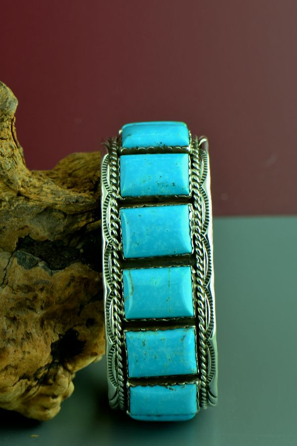 turquoise bracelet pcs lot navajo morenci silver item and jewelry