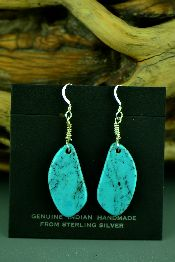 Native American Turquoise Earrings Jewelry