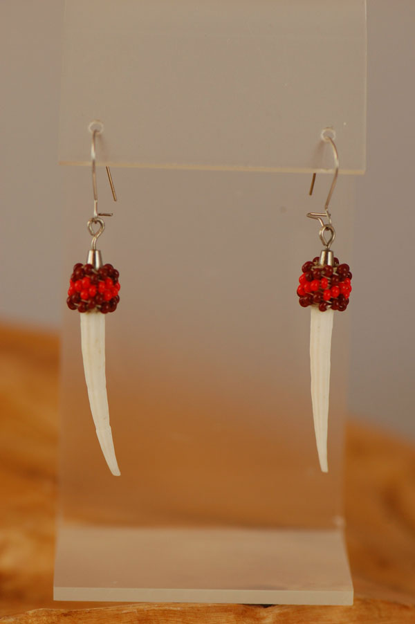 Shoshone – Beaded Earrings