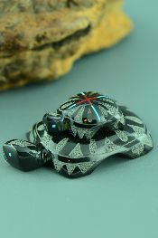 Turtles Fetish Native American Jewelry