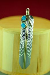 Native American Hair Pieces/Barrettes Jewelry