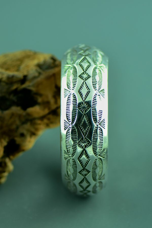 Navajo Bangle Bracelet