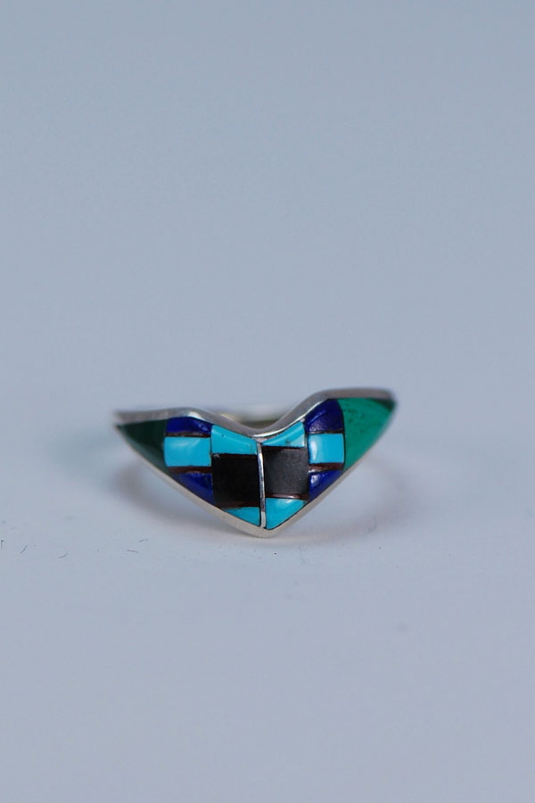Lucy Cayatineto Inlay Ring
