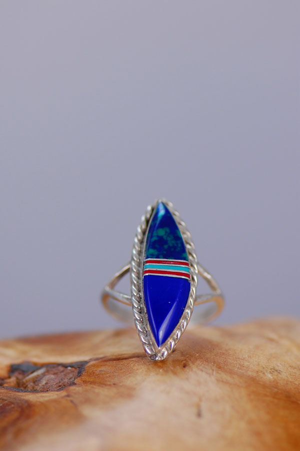 Azurite Native American Jewelry