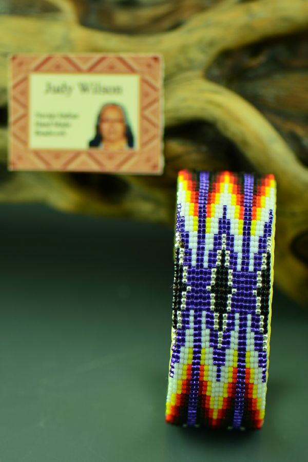 Authentic Beaded American Indian Bracelet