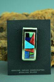 Native American Money Clip/Cuff Links Jewelry