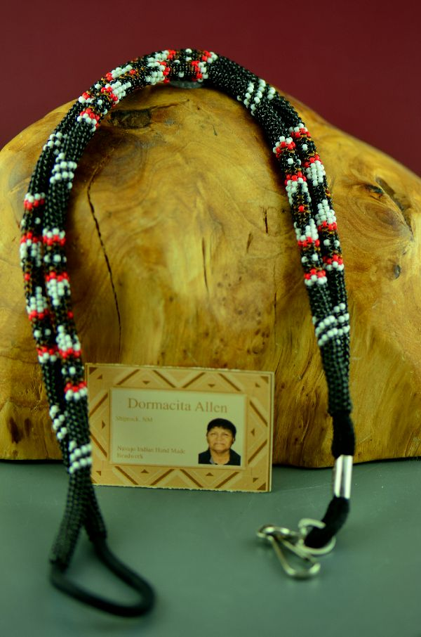 Dormacita Allen Traditional Beaded Lanyards