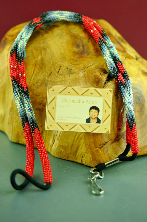 Dormacita Allen Beaded Lanyards Navajo