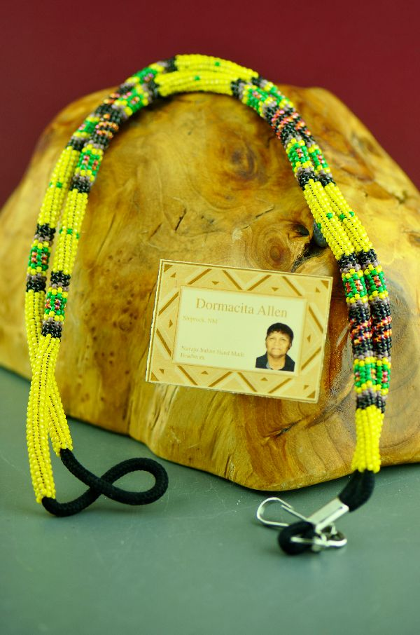 Navajo Authentic Beaded Lanyards