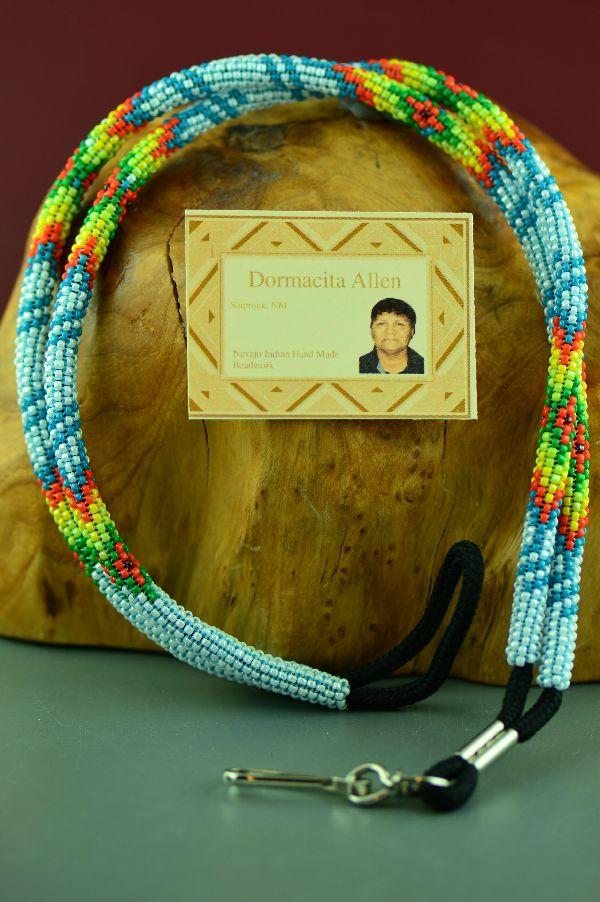 Beaded Lanyards by Dormacita Allen