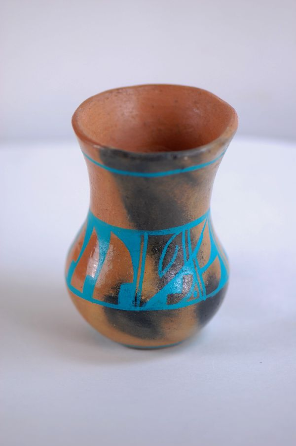 Navajo –Pottery by J. Whitethorne