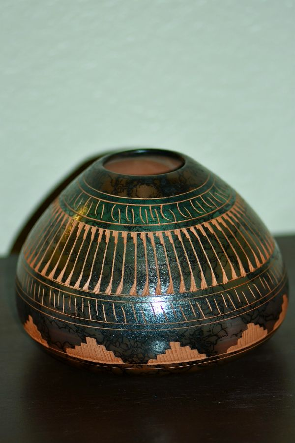 Dina Willie Navajo Pottery