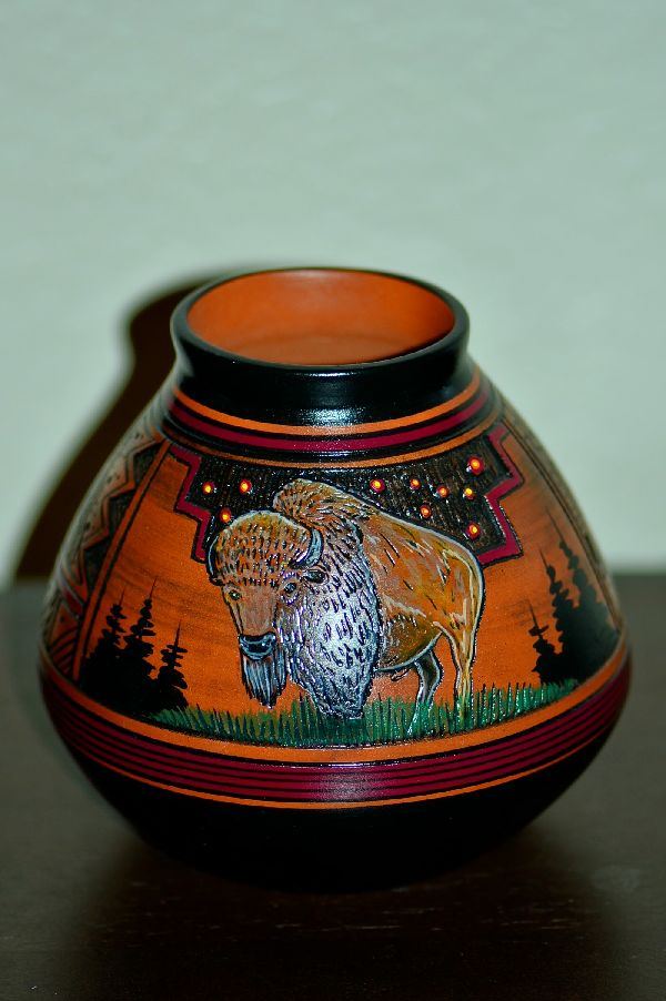 Paul Lansing Buffalo Pottery